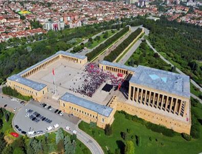 Mimarlar Odası'ndan Anıtkabir imara açılıyor provokasyonu