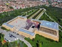 MİMARLAR ODASI - Mimarlar Odası'ndan Anıtkabir imara açılıyor provokasyonu