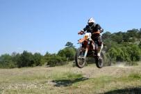 MOTOSİKLETÇİ - Motosiklet Tutkunları Musaözü'nde Buluştu