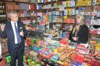 REKABET KURUMU - Palandöken Açıklaması 'İndirim Marketleri, Yerel Marketleri Yok Ediyor'