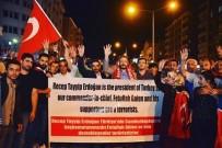 TÜRKIYE BÜYÜK MILLET MECLISI - Palandöken İlçe Başkanı Ömeroğlu'ndan 15 Temmuz Mesajı