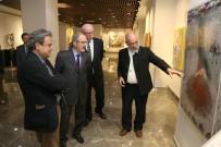 BÜLENT KUŞOĞLU - Sanat, Odunpazarı'nda Hayat Buldu