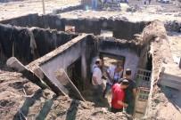 YANGIN FACİASI - Şanlıurfa'da yangın faciası: 3 çocuk öldü