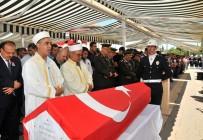 MEHMET YıLDıZ - Şehit Polis Memuru Son Yolculuğuna Uğurlandı