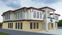 MİMARİ - Sepetçi Köyü'ne Yeni Konak Yapılıyor