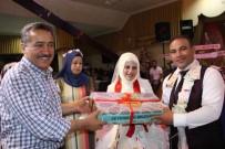 ÇAM SAKıZı - Seydişehir'de Yeni Evlenen Çiftlere Düğün Seti