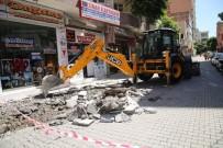 BAHÇELİEVLER - Siirt Belediyesinden Yol Çalışmaları
