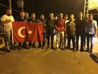 BOTAŞ - Silopi'de Polis Ve Askere Moral Ziyareti