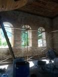 KUBBE - Tarihi Tepecik Camii Yenileniyor