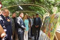 Taşköprü'de 2. Uluslararası Resim Çalıştayı Sona Erdi