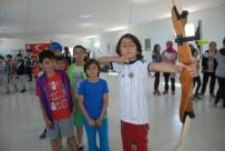 DAVUT KAYA - Tokat'ta Okçuluk Sporuna Yoğun İlgi