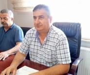 İSTİFA - Tokatspor Başkanı Bahri Çabuk İstifa Etti
