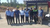 TOPLU TAŞIMA ARACI - Toplu Taşıma Araçları Üzerinde Denetimler Yapılıyor