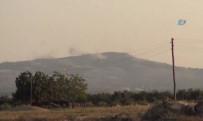 AFRİN - TSK Suriye'deki PYD Mevzilerini Vurdu