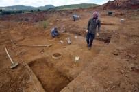 Uşak'ta 200 Bin Yıllık İnsan İzleri Bulundu