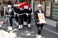 MÜSTESNA - Uşak'ta Şehit Olan Polis İçin Tören Düzenlendi