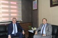 ALİ HAMZA PEHLİVAN - Vali Pehlivan'dan Başkan Memiş'e Ziyaret