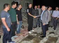 MURAT ZORLUOĞLU - Vali Zorluoğlu, Büyükşehir Belediyesporlu Futbolcularla Buluştu