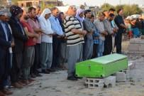 KARACADAĞ - Yangında Hayatını Kaybeden Kardeşler Yan Yana Defnedildi