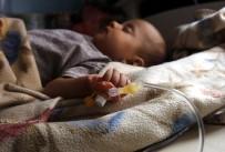 KOLERA - Yemen'de Koleradan Ölenlerin Sayısı Bin 784'E Yükseldi
