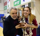 BIRSEL VARDARLı - Zafer Kalaycıoğlu Açıklaması'Hedefimiz Final Four'
