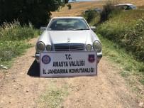 1,5 yıldır kaçaktı Amasya'da yakalandı!