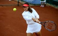 TENİS TURNUVASI - 60 Bin Dolar Ödüllü Tenis Turnuvası Başladı