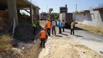 NECİP FAZIL KISAKÜREK - Adıyaman Belediyesinden Alt Ve Üst Yapı Çalışması