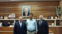 İSTİFA - AK Parti Hanönü İlçe Başkanlığına Tahsin Yıldırım Getirildi
