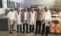 İSMAIL AYDıN - AK Partili Vekiller Kardelen'e Hayran Kaldı