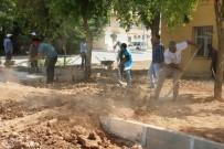 DEVLET DEMIR YOLLARı - Akçakale Belediyesinden 4 Bin Metrekarelik Yeni Park