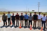 LABORATUVAR - Aksaray'da 6 Kilometrelik OSB Yolu Trafiğe Açıldı