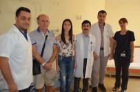 KAYAHAN - Alanya'da İki Hastaya Ürolojik Laparoskopi Ameliyatı Gerçekleştirildi