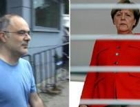 ANGELA MERKEL - Sözde aktivistin Türkiye'de tutuklanmasına Merkel'den tepki