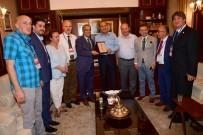 İNSANLIK SUÇU - Anadolu Basınının Kalbi Adana'da Attı