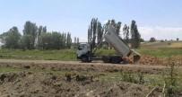 İL GENEL MECLİSİ - Aslanapa'da Köy Yolu Çalışmaları