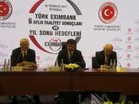 AVRUPA KONSEYİ - Bakan Zeybekçi Açıklaması 'Türk Eximbank İhracata Toplam Desteğini Yüzde 24.2'Ye Yükseltti'