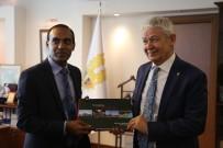 HAZIR GİYİM - Bangladeş Başkonsolosu ETSO Yöneticileriyle Görüştü