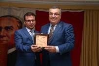 ŞAHIT - Başkan Kesimoğlu Yavuz'u Duygulandırdı