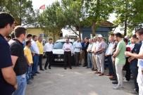 KÖSEKÖY - Başkan Üzülmez Köseköy Garajını Ziyaret Etti