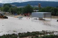 MıSıR - Bayramiç'te Sel Felaketinin Bilançosu Büyüyor