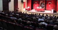 BİTLİS - Bitlis Valisi Ustaoğlu Muhtarlarla Bir Araya Geldi