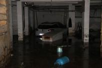 DARMADAĞıN - Çanakkale'de Sel Felaketi