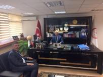 Cankul, YSK Başkanı Güven'i Ziyaret Etti