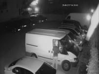 HIRSIZLIK BÜRO AMİRLİĞİ - Cezaevi Firarisi Oto Hırsızı İş Başında Yakalandı