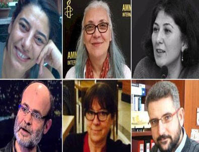 CHP'li Tanrıkulu'dan örgüt üyelerine destek