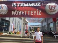 AÇILIŞ TÖRENİ - Diyarbakırlı Milli Judocunun Hedefi Madalya