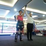 AYŞE ŞAHİN - Döşemealtılı Sporcu Kick Boks Şampiyonası'ndan Madalya İle Döndü
