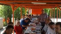 ÇINAR AĞACI - EMKO Yıllık Değerlendirme Toplantısı Yapıldı