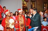 MEHTER TAKIMI - Ereğli Belediyesi Mehter Takımı Görücüye Çıktı